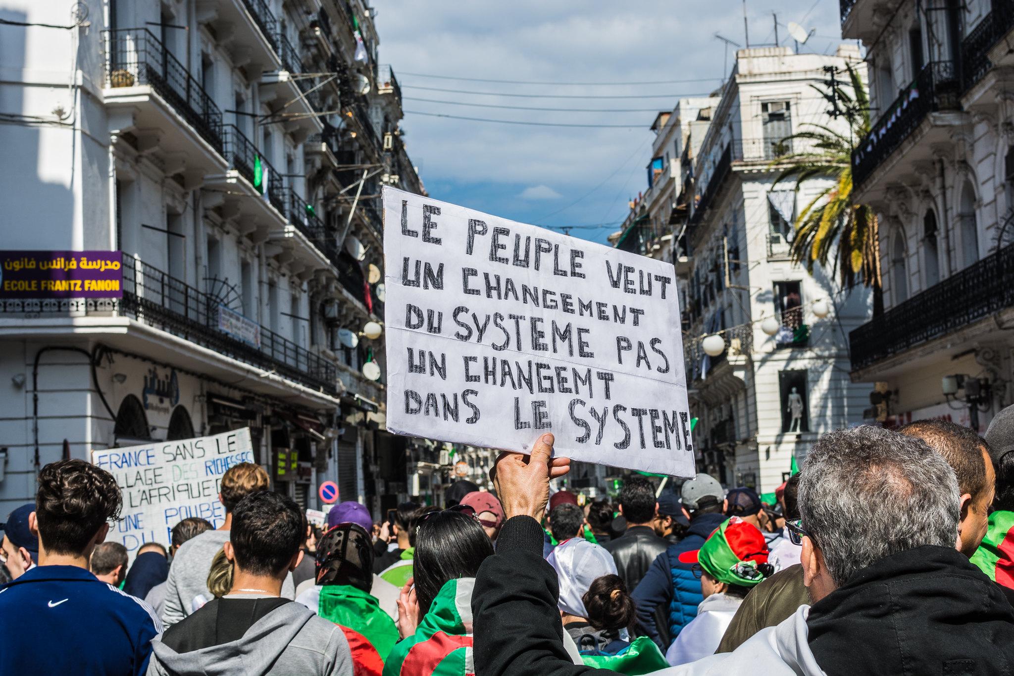 Dernier vendredi de mobilisation avant le ramadan — Algérie