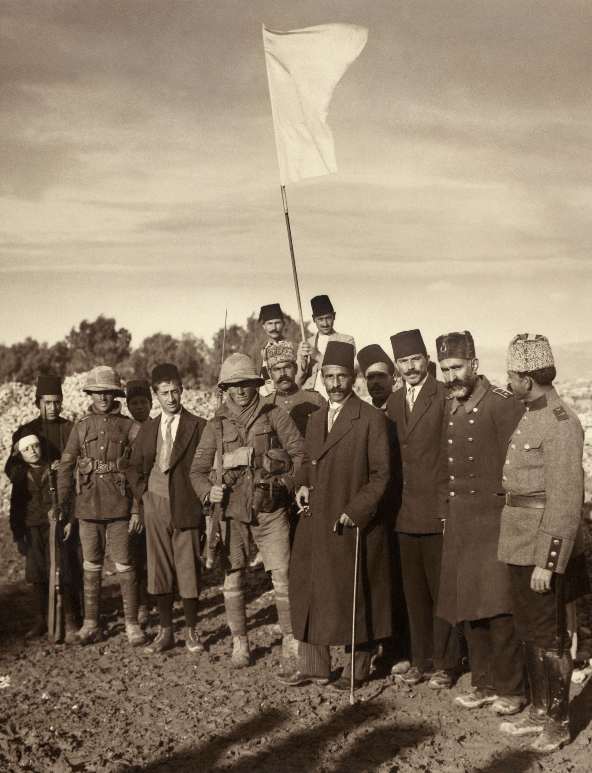 The Sykes Picot Agreements