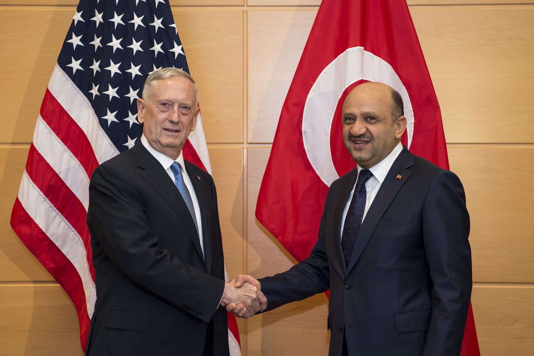 rencontre turque aux Etats-Unis