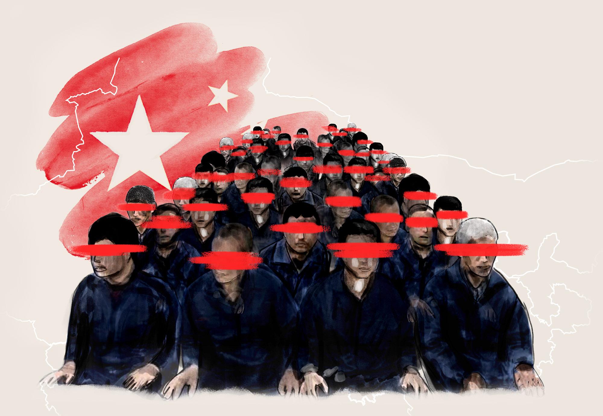 La société ouïghoure face au nouveau modèle ultra-sécuritaire chinois