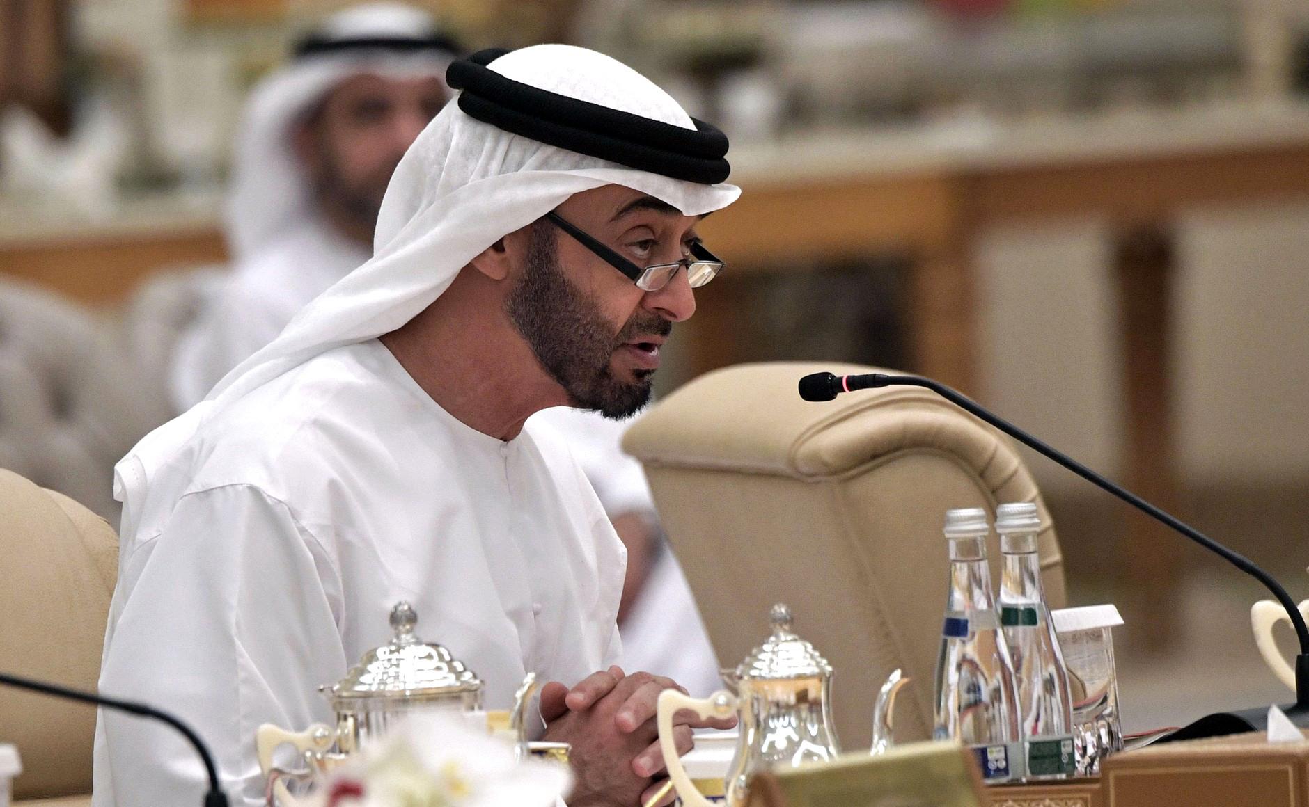 محمد بن زايد أو المستقبل المستبد للشرق الأوسط